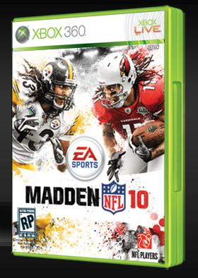Madden 2010 Cover Athletes Revealed | The Lowdown