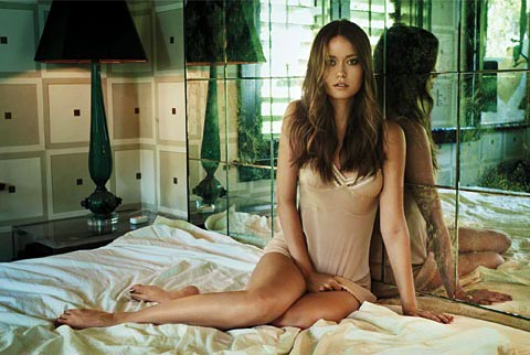 playboy Summer glau