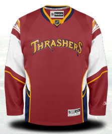 Atlanta Thrashers Third Jersey | RM.