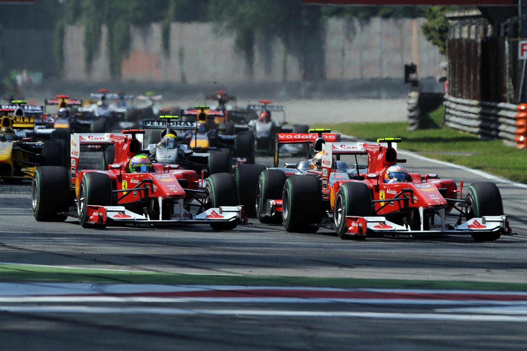 F1 Italian GP: Forza Ferrari | The Lowdown
