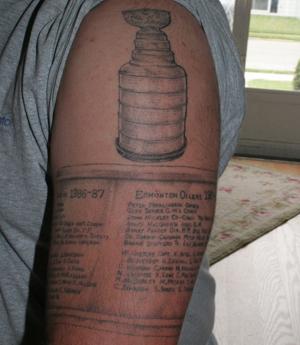 30 NHL Tattoos for 30 NHL Teams | The Lowdown