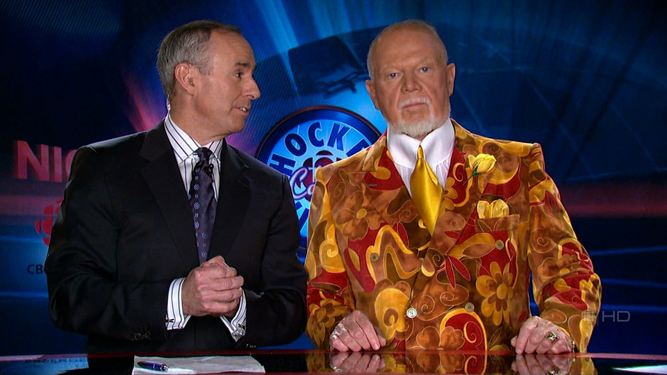 Don Cherry from 30 years ago is very different from Don ...