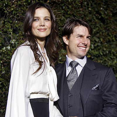 tom cruise and katie holmes wedding photos. katie holmes wedding. tom