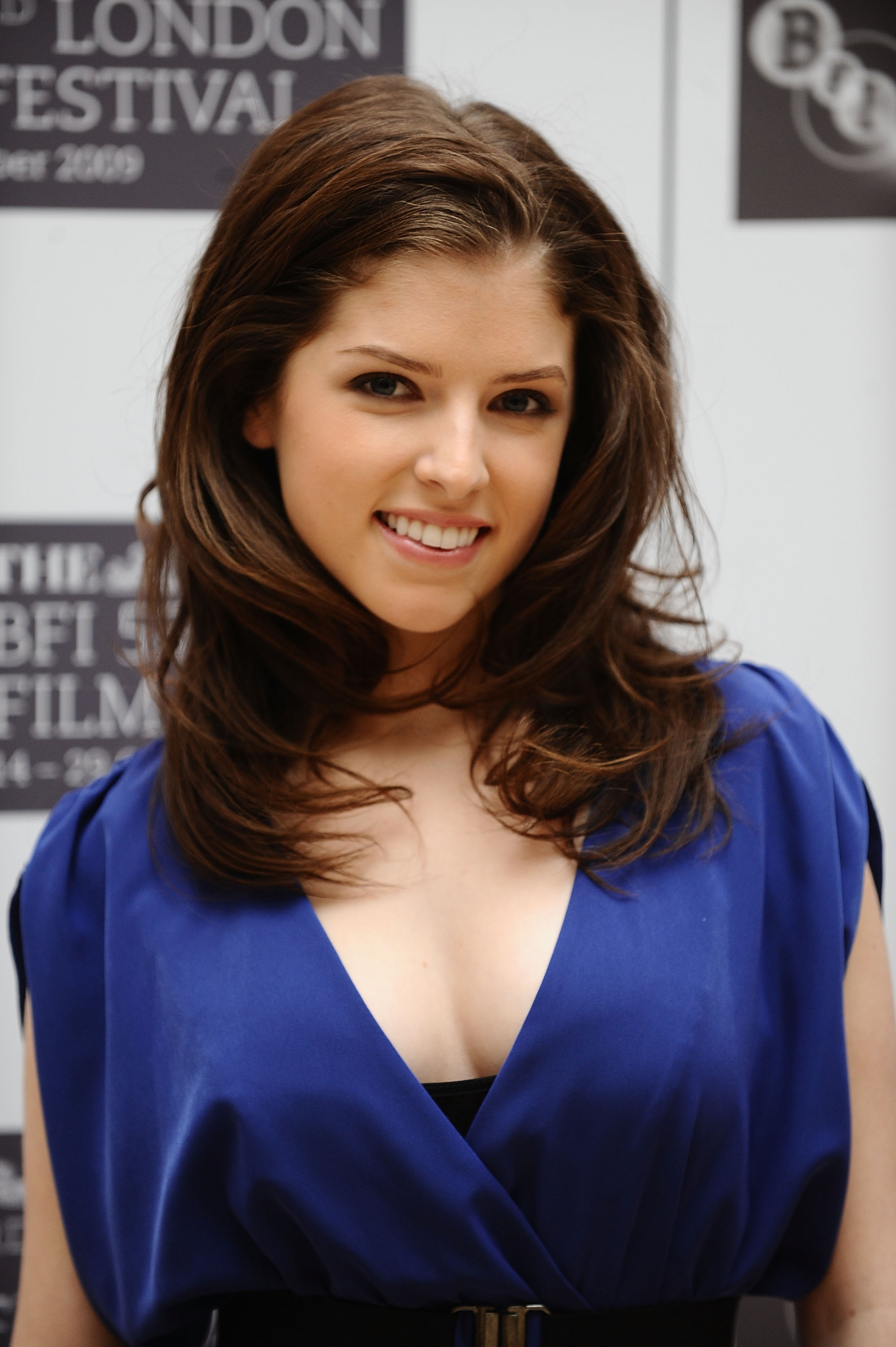 Consider, that anna kendrick cleavage similar