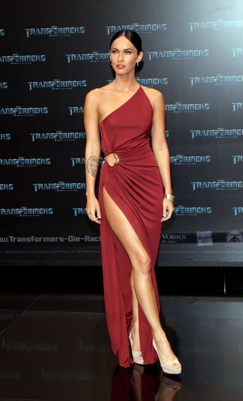 Megan Fox Transformers 2 Premiere - Hot Girls Wallpaper