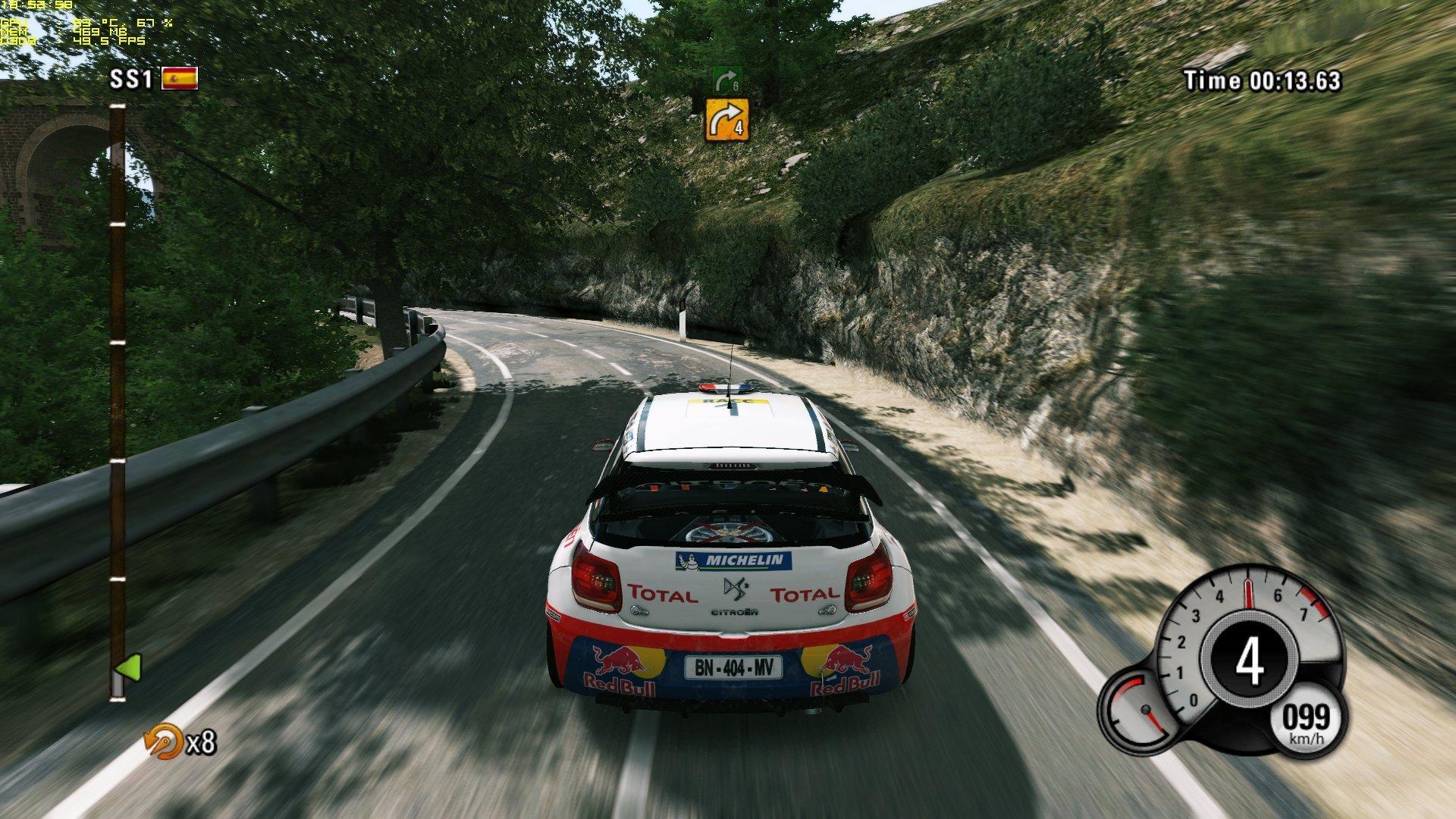 حصريا لعبة | WRC 3 FIA World Rally Championship | برابط مباشر و سريع Wrc-3-screenshot-02-rally-spain