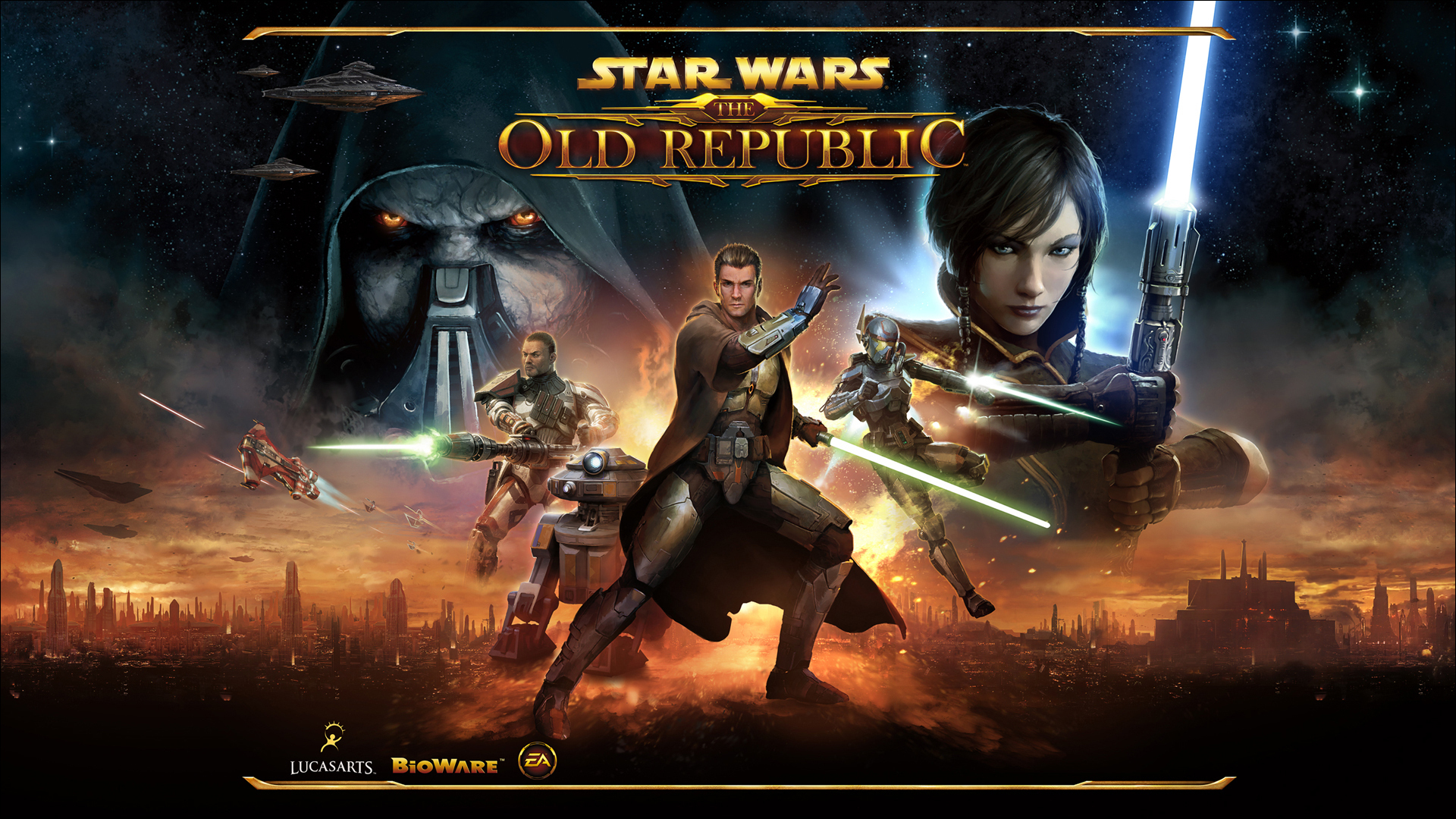 Star Wars Old Republic 66