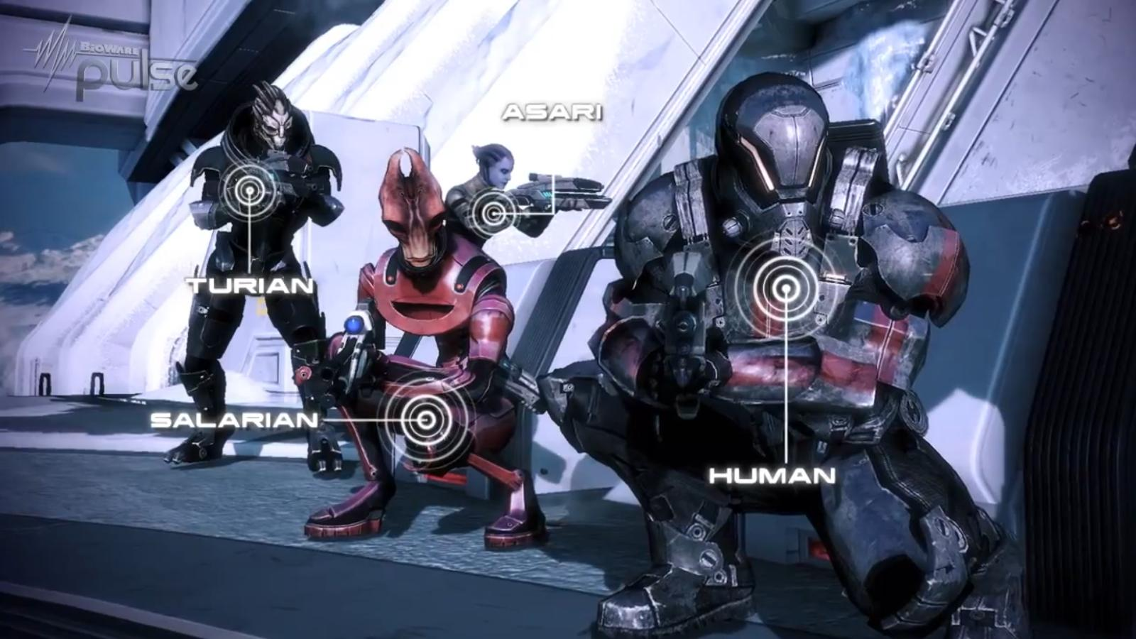 how to play vanguard mass effect