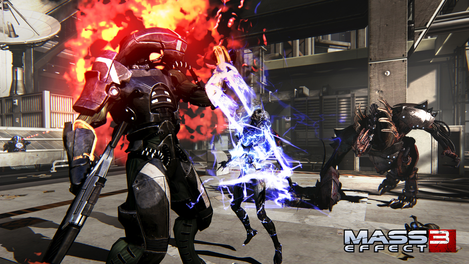 The Detailed Breakdown of Mass Effect 3: Reckoning ...