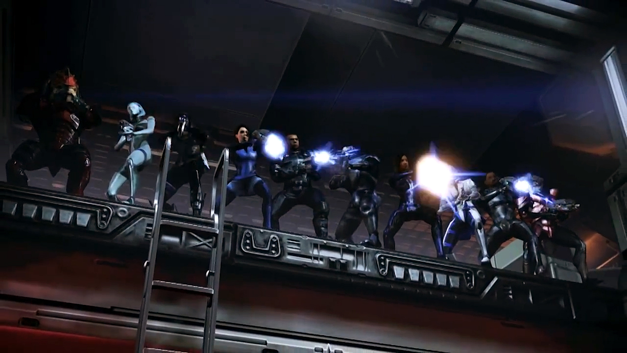 Mass Effect 3: Citadel DLC Review (or An End, Once and For All