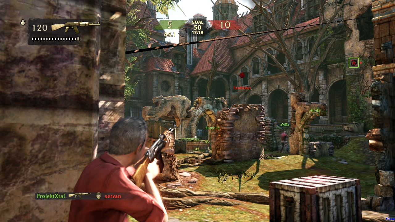 Uncharted 3 and the Future of Triple-A Games Going Free-To ...