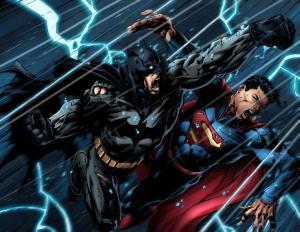 batman beats superman