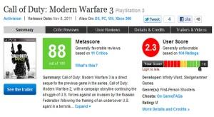 call-of-duty-modern-warfare-3-metacritic