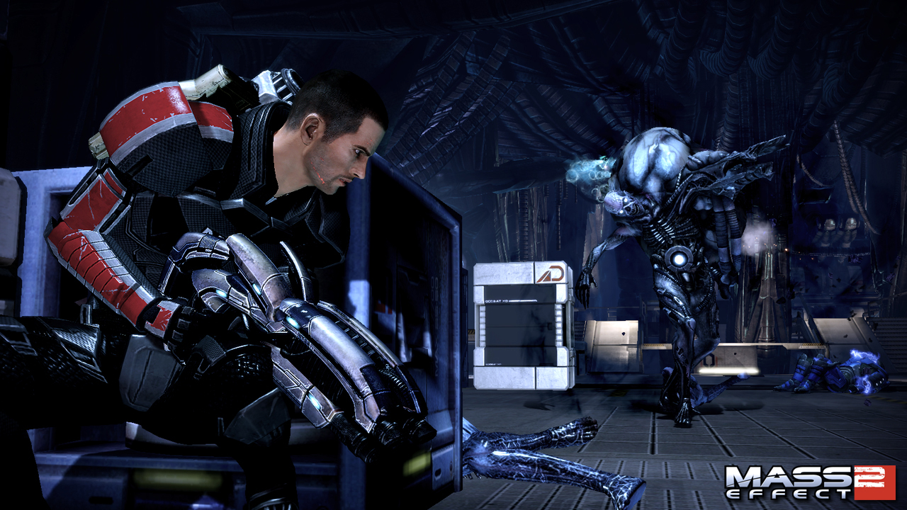Mass Effect: Infiltrator v 1 39 - Android скачать - Игры и