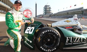 indycar-2013-indy-500-qualifying-ed-carpenter-pole