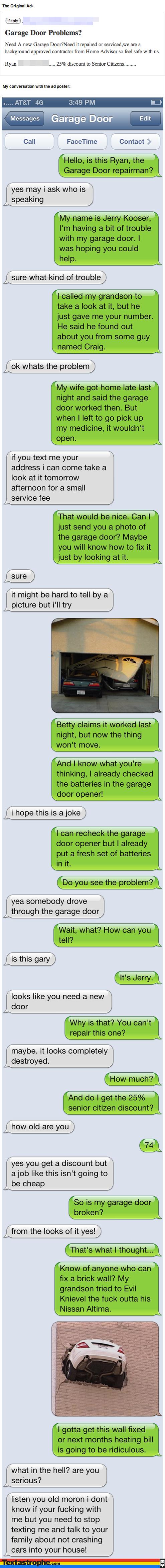 textastrophe-garage-door