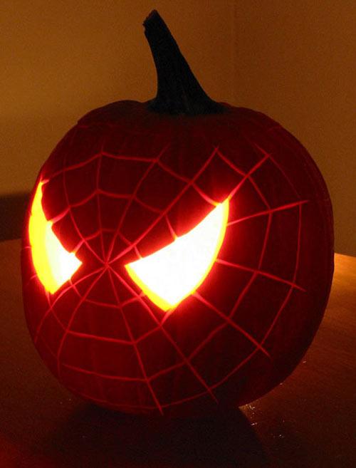 spider-man-jack-o-lantern