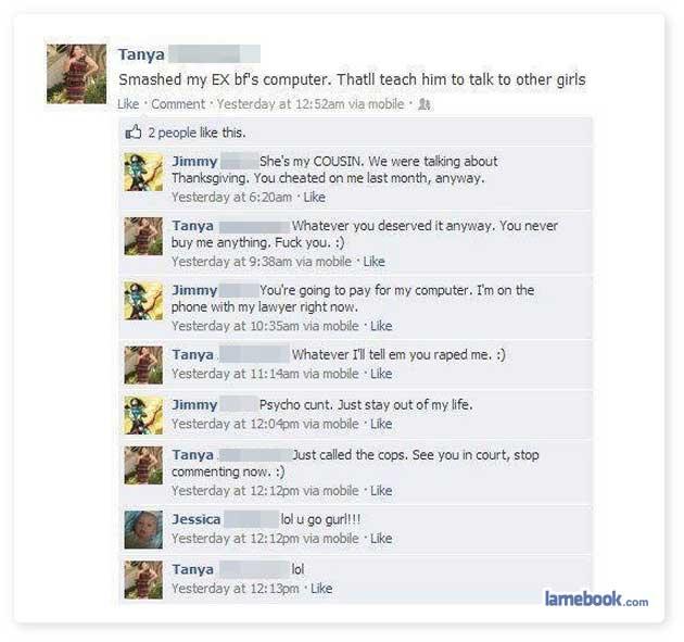 facebook-fail-everyone-be-crazy