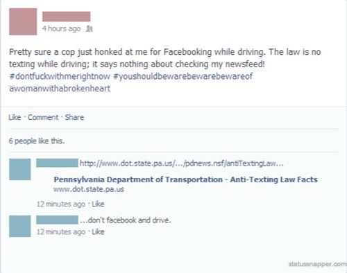 facebook-fail-texting-and-driving