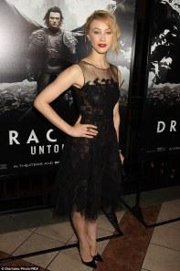 sarah gadon dracula untold premiere
