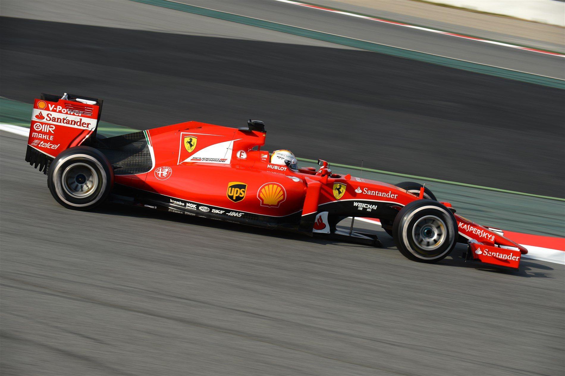 F1 2015 Preview Ferrari Sf15 T The Lowdown