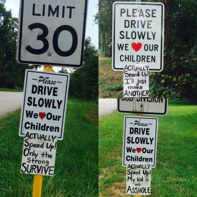 drive-slowly-fail