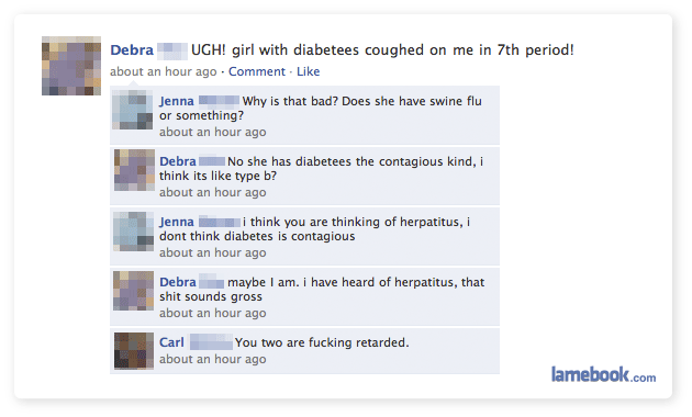 facebook-fail-contagious-diabetes