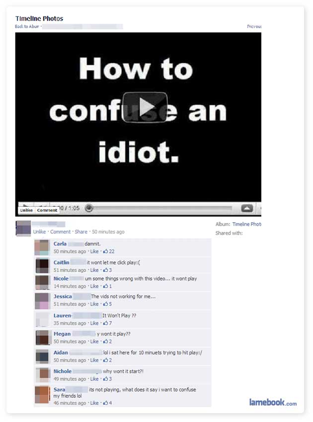 facebook-fail-how-to-confuse-an-idiot